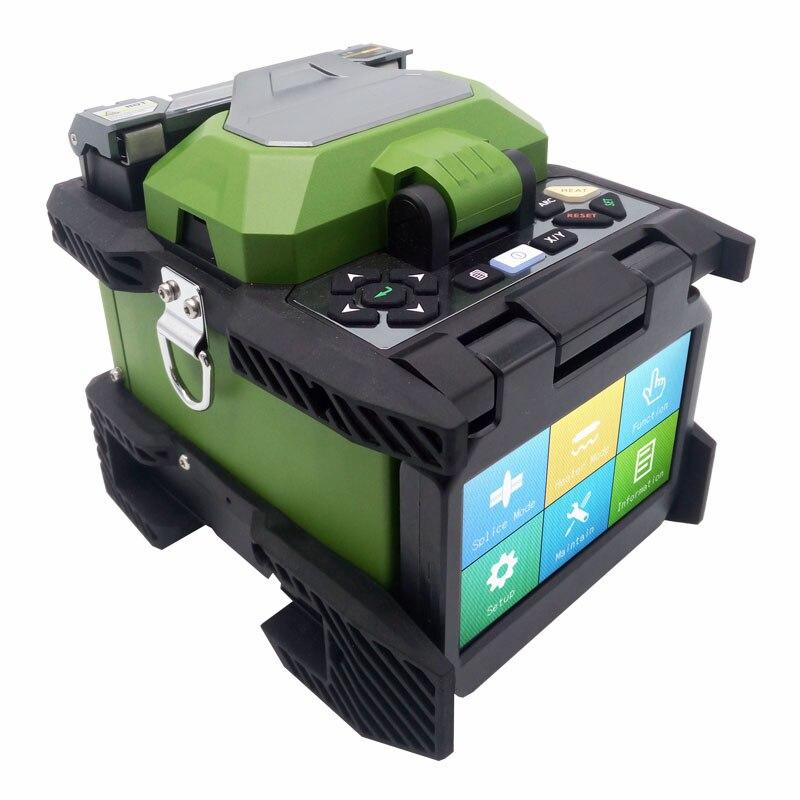 Устройство для сращивания оптоволоконных сплайсеров с сердечником для выравнивания FS-17S сварочного сращивания AV6481 устройство для сращивания сплайсинга