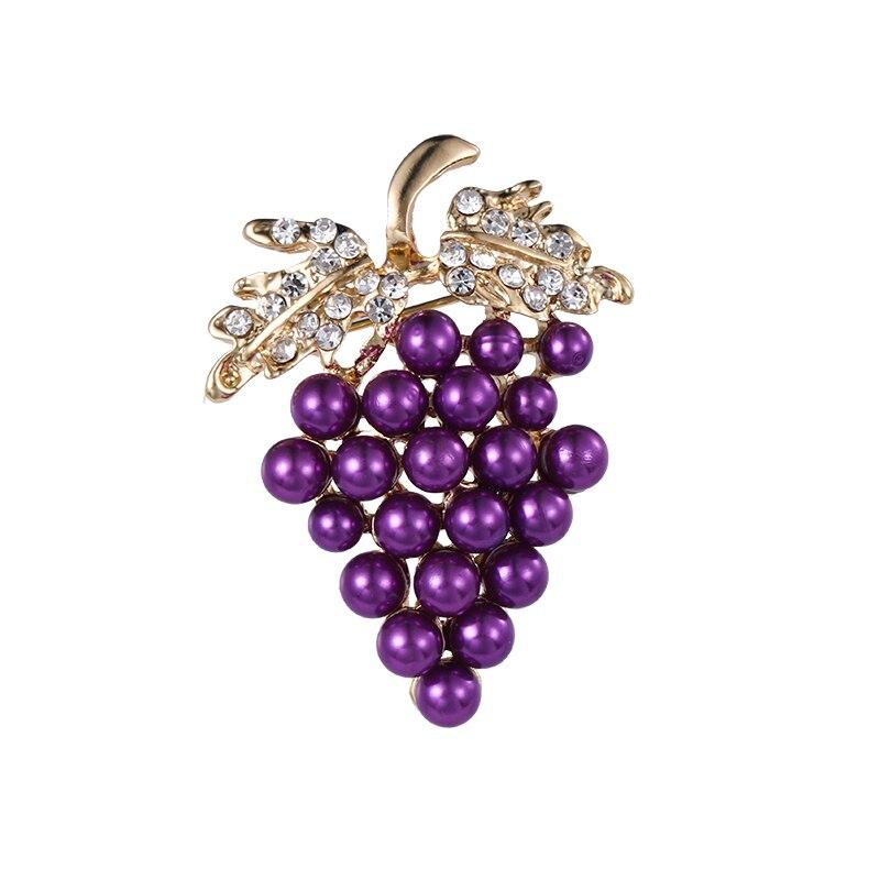 Les Femmes fausses perles fashion Bijoux Fleur Forme Robe de Mariage Broche