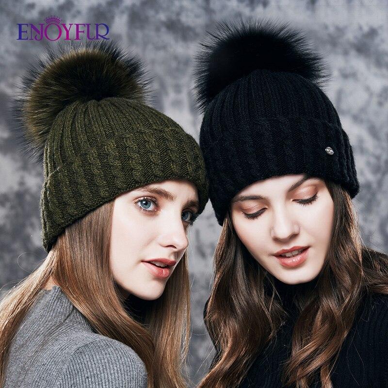 Fashion Elastic Casual Cute Warm Beret Cap Hats Winter Twisted Girl Wool Hat Comfortable Simple Elegant Caps