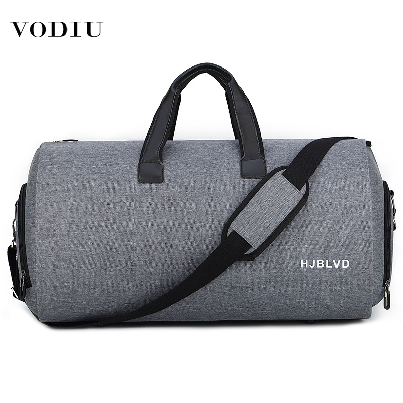 Travel Bags Women Men Oxford High Quality Waterproof Large Capacity Multiple Pockets Organizer Luggage Bags Packing Weekend Bag