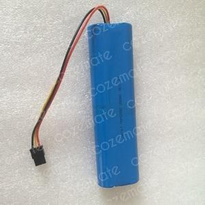 Image 4 - 14.8V 2600mah Battery 4s 3.7v Pack 2600mah for Jisiwei I3 Sweeping Robot Home Intelligent Navigation Automatic Vacuum Cleaner