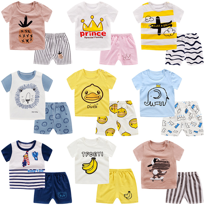 Summer Children's Wear Short Sleeve Princess Baby Girl Clothes Sets Cotton T-shirts Children's Clothing 2012 Toddler Boy Clothes