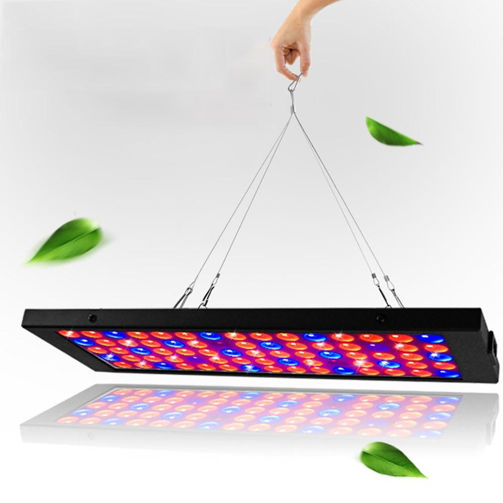 Nursery Plant Growth Lamp Professional Led Red And Blue Ratio Spectrum Hydroponics Planting Flowers Greenhouse Flowering