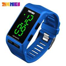 Часы наручные skmei женские цифровые модные водонепроницаемые