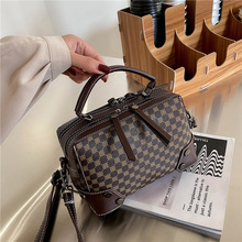 Bag Female 2021 New Fashion Portable Small Square Bag Crossbody Bags