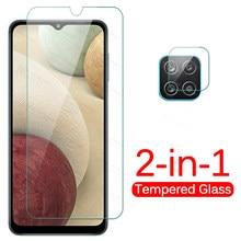 1-a-2 vidro da câmera para samsung a12 a11 a10 a02s vidro protetor em para galaxy ya12 a 02s 12 11 10 filme de tela de telefone leve