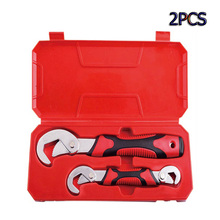 46 Pcs Car Repair Multi-Purpose Wrenches Socket Combination Tool Set  Key Wrench Set of Tools Wrench Set Repair Tools with Box стоимость