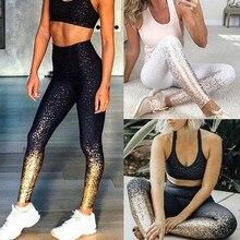 2020 Vrouwen Leggings Nieuwe Bloem Digital Print Broek Slim Fitness Push Up Broek Vrouw Leggins Workout Plus Size Hoge Taille leggings