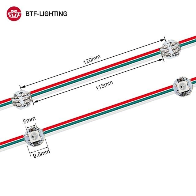 50 leds Color wire