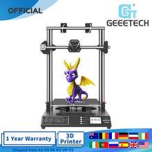 Stampante 3D Geeetech stampante 3d mista a colori A30M grande doppio asse z Off card stampa livellamento automatico ripresa della rottura impresora 3d