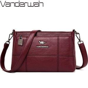 Image 1 - Luxury Handbags Women Bags Designer Crossbody Bags For Women 2019 Shoulder Bag Women Purses And Handbags Sac A Main Femme Bolsa