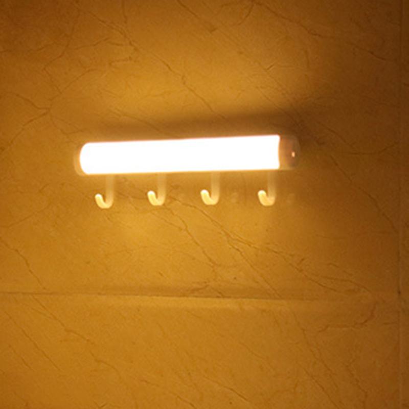 Wireless LED Motion Sensor Night Lights for Under Cabinet Closet Kitchen Cupboard Shelf Lighting MAL999