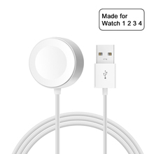 Magnetic Fast Wireless Charger for Apple Watch 2 3 4 38/42/4