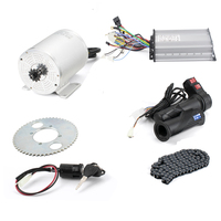 48V 60V 1000W Electric Motor for Bike Kit Bldc 1500W Mid Drive Motor Conversion Kits Brushless Motor Electric Scooter Engine kit