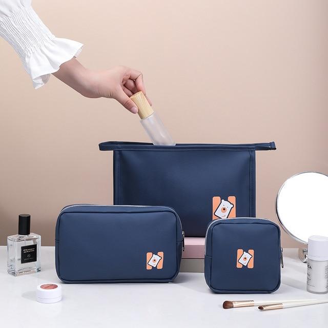 Portable Women Makeup Bag
