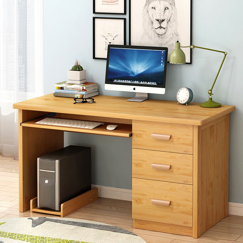 Man Patriarch Computer Table Desk Simple Computer Desktop Table Small Table Student Household Writing Desk Simple Table