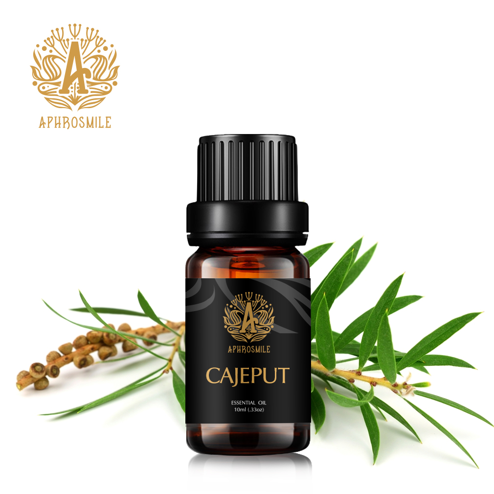 10ml Cajeput Essential Oil For Plant Aromatherapy Organic Essential Oils Relieve Body Stress Air Freshening Help Sleep