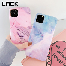 LACK Candy Color Starry Sky Texture marble Case For
