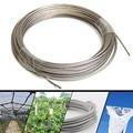 304 нержавеющая сталь 3 мм диаметр кабеля провода одежда Кабельная линия веревка длина 30 м