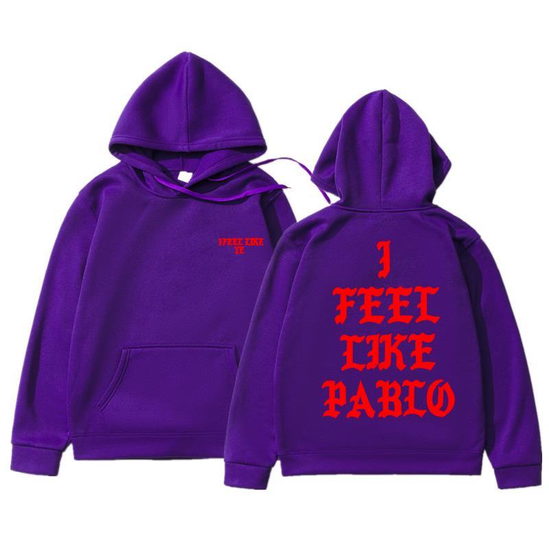 Kanye West I FEEL LIKE  Pablo Hoodie 2