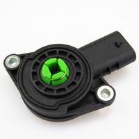 FHAWKEYEQ Engine Air Intake Manifold Runner Control Sensor For VW Beetle Passat CC Sharan Seat Exeo Leon Altea A4 A6 07L907386A