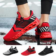 Men's Running Shoes Breathable Outdoor Sports Cushioning Sneakers for Walking&Jogging Men Shoes li ning men s running shoes cushioning breathable lining light weight sneakers sports shoes li ning arbm031