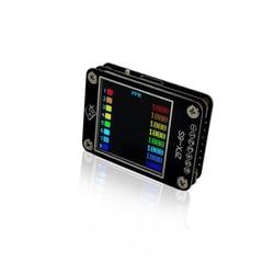 XLR wyświetlacz Test napięcia odbiornik USB monitora miernik cyfrowy LCD detektor Tester pojemności napięcie prądu rozrządu Powe dla SBUS DS w Wyświetlacze od Elektronika użytkowa na