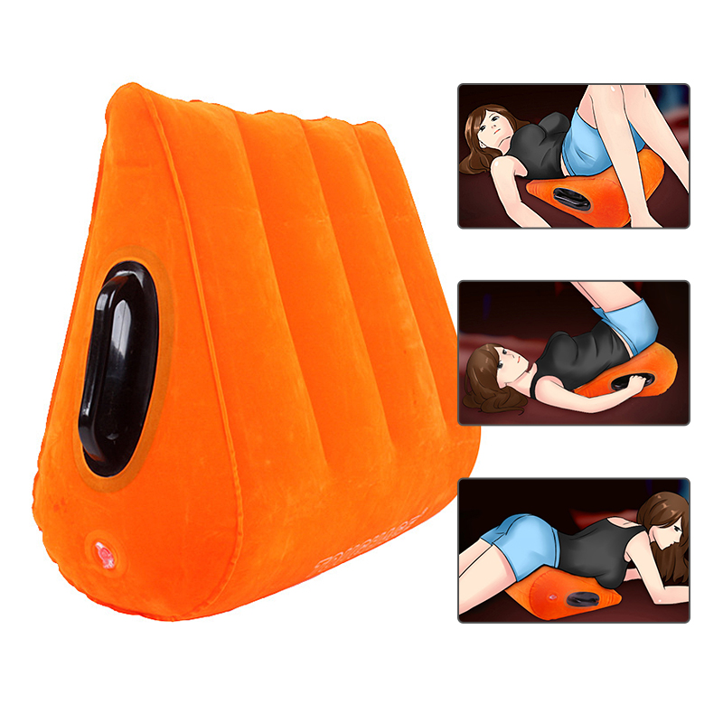 BFACCIA Sex Pillow Inflatable Sex Furniture Pillow Cushion Adult Game Erotic Products Toys For Couples