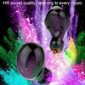 Image 4 - Słuchawki wodoodporne do pływania bezprzewodowe słuchawki Bluetooth słuchawki douszne głęboki bas sportowe słuchawki Stereo uszne słuchawki