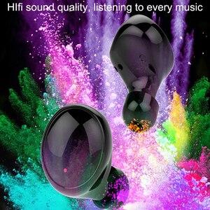 Image 4 - Waterproof Earphones for Swimming Bluetooth Wireless Earphones In Ear Earbuds Deep Bass Stereo Sport Headset Auricular Earphone