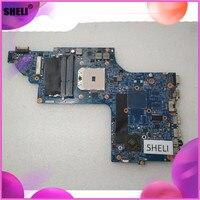 Sheli 55.4xs01.001g para hp Dv7-7000 dv7 placa-mãe