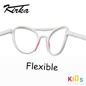 Image 4 - ยืดหยุ่นแว่นตากันแดดเด็กPolarizedเด็กPilotแว่นตาTR90 UV400สำหรับ7 12ปีเด็กหญิงเด็กแว่นตาเด็ก