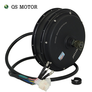 Image 1 - QS Motor Bicycle Spoke motor 3000W 205 (50H) V3/V3TI Type Hub Motor 48V/60V/72V 80KPH 96V 4T/5T 70 100KPH 24 hour ready shipping