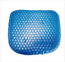 SOJOY Honeycomb Non-Slip Comfort Gel Seat Cushion  Home Office Seat Cushion for Pressure Relief