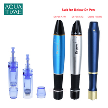 Needle Cartridge for Dr Pen A1 20Pcs Auto Derma Pen Needle Tip Bayonet Cartridges 9 12 36 42 Tattoo Needles