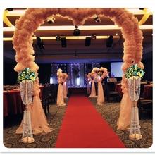 Acrílico ручек на выбор, camino boda Centro evento boda decoración/fiesta decoración actividad женщины в китайском стиле отель Decoración