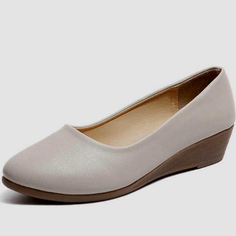 comfortable women wedges shoes fashion