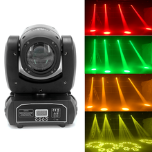 mini LED Moving head light 120W Beam+Spot+ 8 rotating prisms dj dmx Stage light effect light