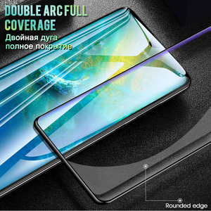Image 4 - 9D Protective Glass For Huawei Mate 20 10 P20 P30 lite Pro Full Cover Screen Protector on For Honor 10 9 lite Tempered Glass