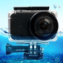 45m Underwater Acrylic Plexiglass Waterproof Housing Diving Case for Xiaomi Mijia Small Camera, with Buckle Basic Mount  & Screw