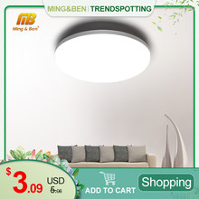 Ultra mince LED plafonnier LED moderne panneau lumineux 48W 36W 24W 18W 9W 6W 85-265V chambre cuisine Surface montage encastré panneau lumineux