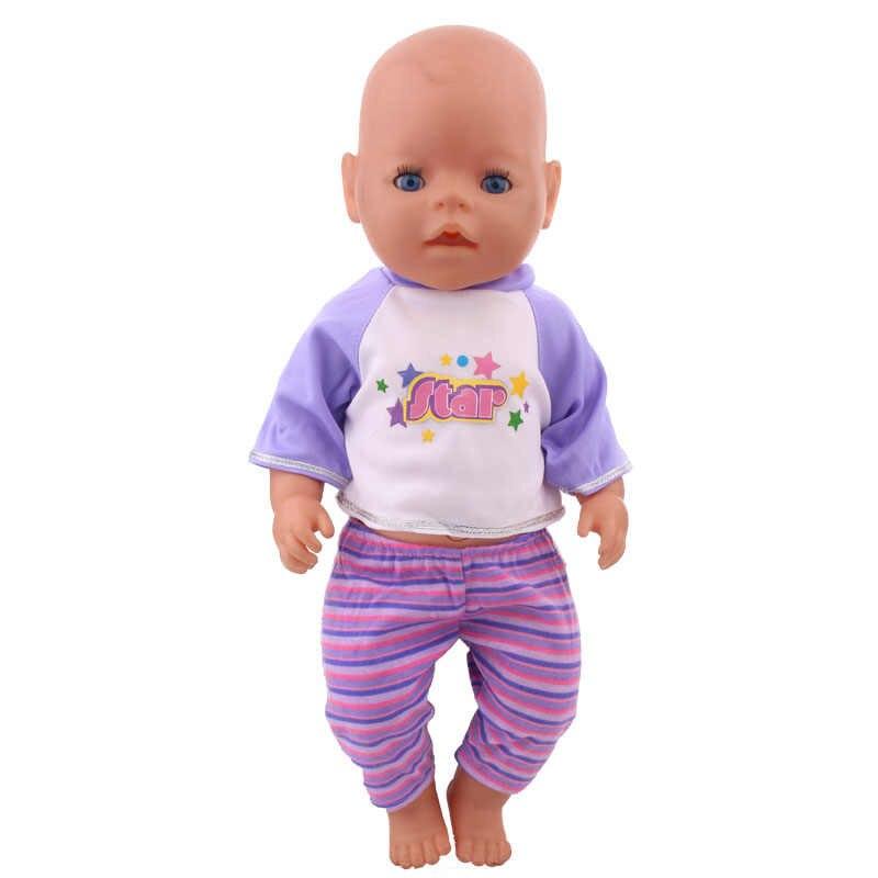 """בובת בגדי 43cm בובות תינוק מעיל בגדי עבור 17 """"43cm תינוק reborn בובת למטה מעיל ילדים בובת צעצועי ללבוש"""