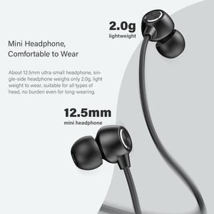 Image 4 - DACOM L03X Bluetooth Earphone Neckband Sports Wireless Headphone Mini Headset, Lightweight, 6 Hours Playback, for iPhone Samsung