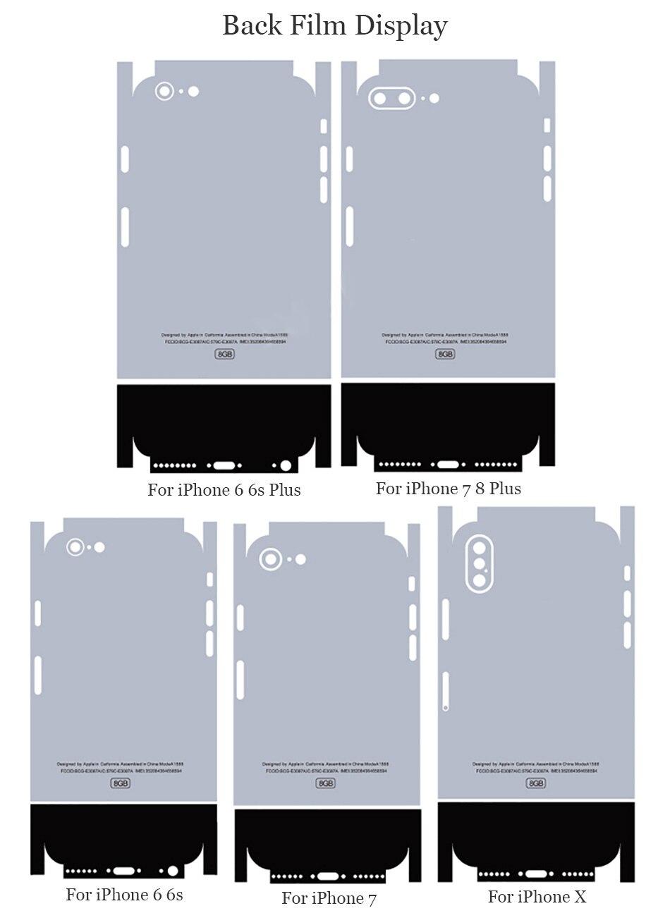 Скин для iPhone6 в стиле iPhone Gen1