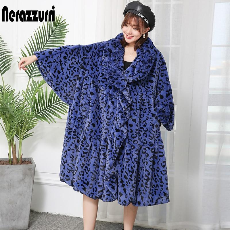 Chamsgend Winter Catwalk Style Warm Faux Fur Ladies Casual