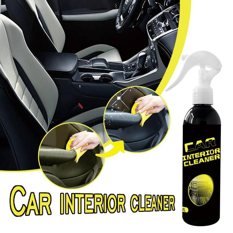 100ml Car Interior Cleaner Leather Renovated Coating Paste Maintenance Agent Car Seat Repair Leather Cleaning Refurbish Agent