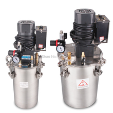 Pressure barrel automatic mixing glue pressure barrel stainless steel pressure tank glue stainless steel pressure tank with factory price