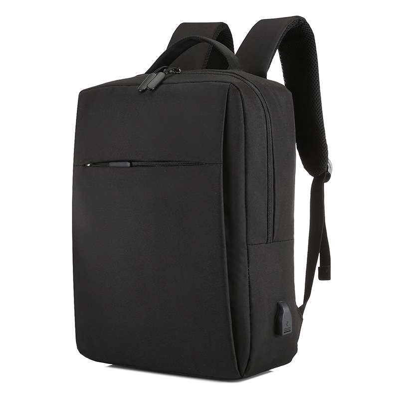 BEAU-Anti Theft Backpack Men USB Charging Laptop Backpack School Bag Waterproof Travel Bag 15.6 School Backpacks For Teens