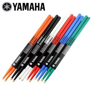 Drum-Sticks Beginners Professional YAMAHA 5A 7A for Multi-Colors Maple