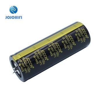 15000UF 100V 35x100mm JCCON 2 puntadas/4 puntadas 105 ℃ nuevo amplificador de potencia de Audio condensador de bocina de potencia